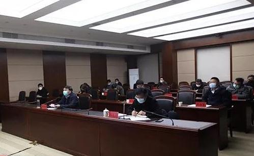 2月15日,湖南省发改委组织召开电视电话会议,就复工复产工作进行再动员、再部署。