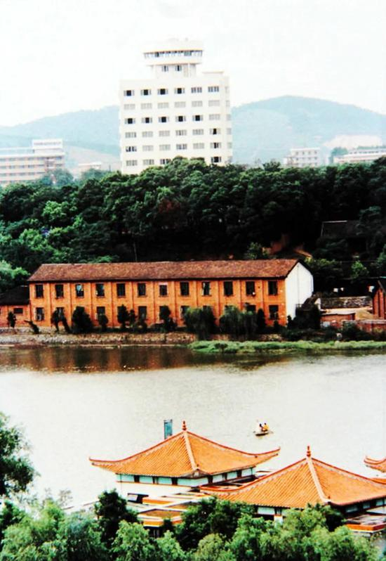 北湖旧貌   徐大卫摄_