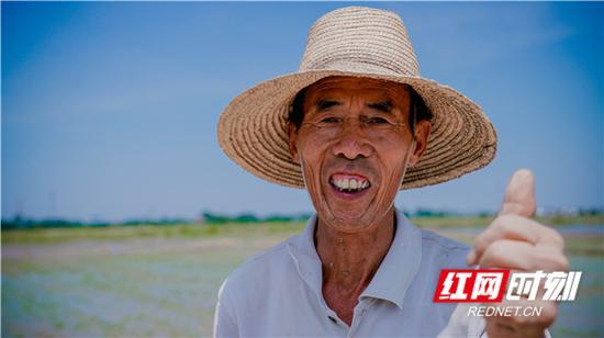 为自己点赞,早稻生产季我干出了成绩!