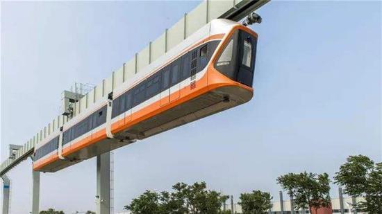 大王山空轨计划于2019年年底开工