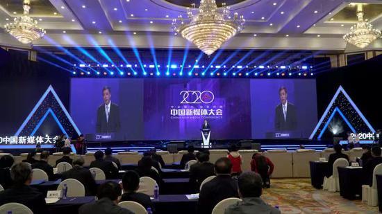湖南省委常委、宣传部部长张宏森:把加快新媒体发展摆在重要