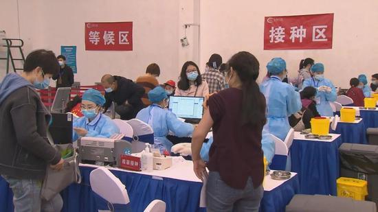 湖南已有460多万人次接种过新冠疫苗