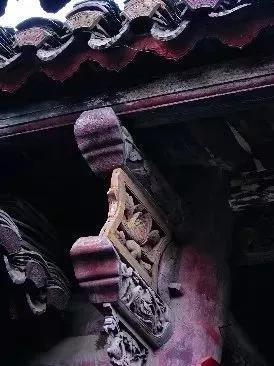 古民居中的精美石雕、砖雕和木雕