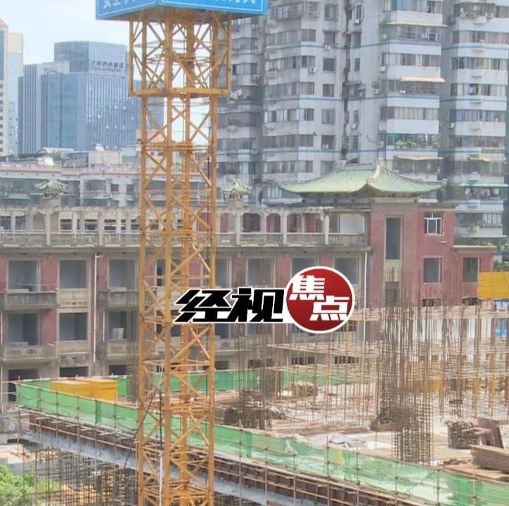 长沙湘江宾馆将整体平移40米 揭秘背后高科技