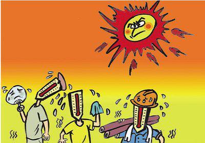 三伏天模式开启 医生提醒提防中暑、空调病、腹泻及急性胃肠炎等高发疾病