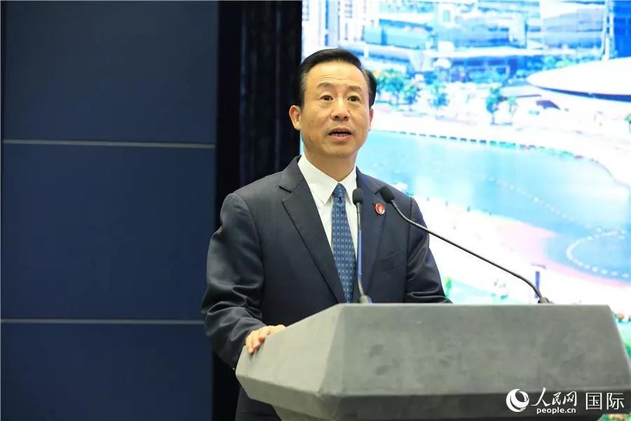 Innovative Hunan, Embracing the World 外交部举行湖南全球推介活动