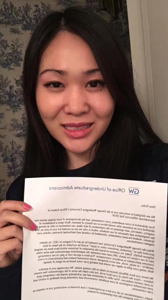 18岁美籍华人女孩录视频回衡阳寻生身父母