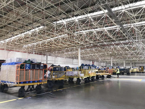 长沙机场进境水果指定口岸监管场地获批