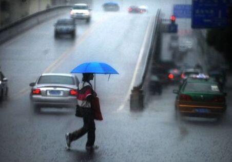 今天湖南多地大雨局地暴雨