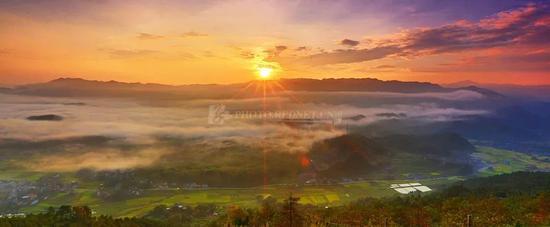 炎陵县 图片来源:红图 草根牛牛/摄