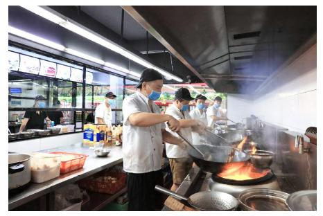 芙蓉区多措并举助力长沙创建食安城市