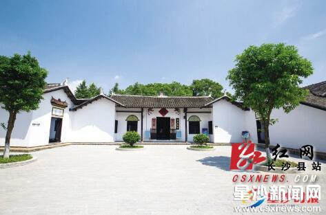 黄兴故居始建于清同治元年,是近现代重要史迹及代表性建筑,属于国家级不可移动文物。 彭家瑞 摄