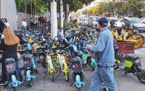 规范共享电单车 湖南长沙将实行配额管理