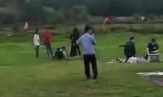 湖南株洲一大学生兼职时从热气球坠亡 涉事公司:未按规范操作