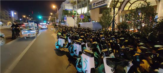 长沙交通部门集中约谈6家共享单车 26日前要清退无牌照车辆