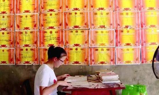 岳阳女学生拿1万奖金 却小气得不肯买个1元冰激凌