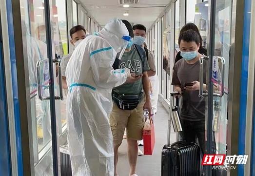 湖南各机场出港需核酸证明吗?长沙机场已对国际客运实施熔断