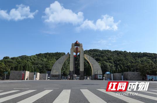 看完电影《长津湖》 很多湖南人来韶山这个地方打卡