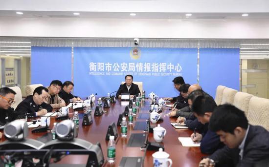 衡阳市推出九条特别措施保国庆假期返程高峰道路交通安全畅通