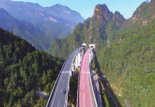 桑植_湖南三条高速同一天通车 桑植结束无高速历史