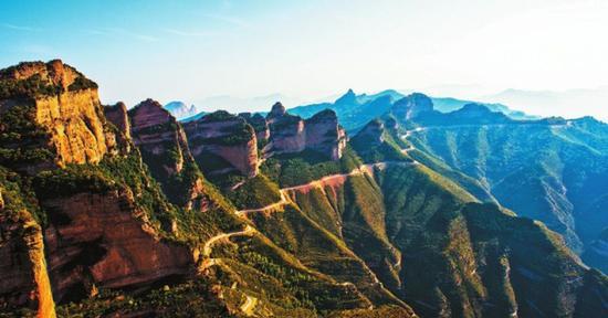 太行山国家森林步道