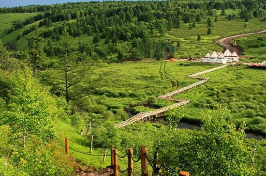 大兴安岭国家森林步道
