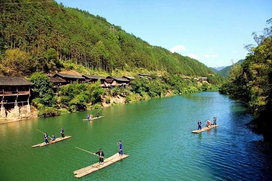 江华人口_江华,这个全国瑶族人口最多的县,简直美得不像话
