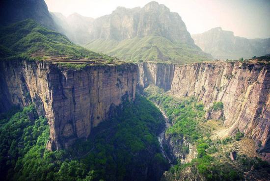 不要错过最陡峭的悬崖峭壁