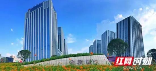 大汉金桥国际商贸城。