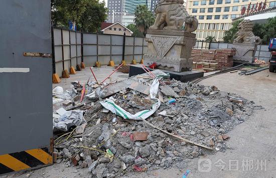 装修过产生的建筑垃圾