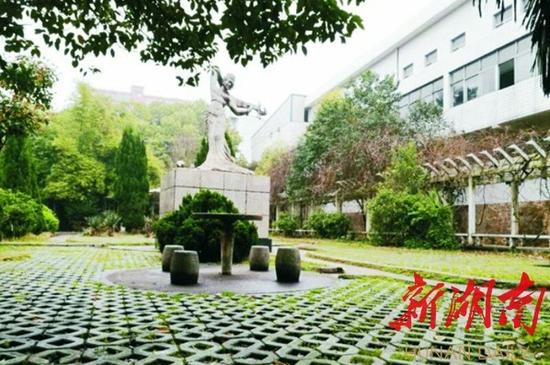 △校园景色