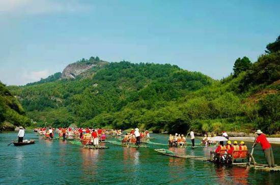"""新宁县喜获""""国家生态文明建设示范县""""称号"""