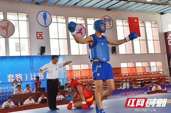 问鼎金牌,胜者为王,他们都是拳台新星,他们更是中华传统武术的希望。