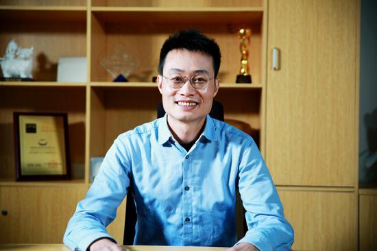 王安全:中国第一代互联网金融创业者