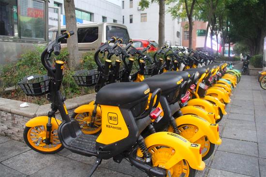 长沙:对共享单车企业实施考核扣分制,全面整治共享单车乱象