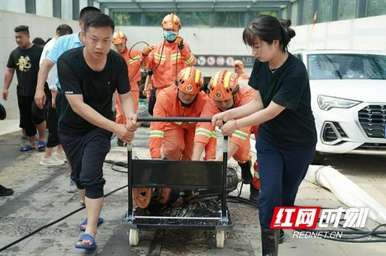 驰援郑州!湖南消防出动了哪些神器?