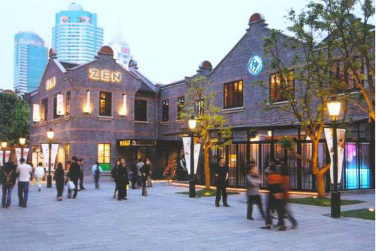 成都群落太古里将精神城市建筑注入远洋中,以快耍慢活为v群落中国建筑设计研究院辛江莲图片