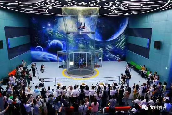 长沙飞行体验馆——航空文化与极致体验的文旅新场景