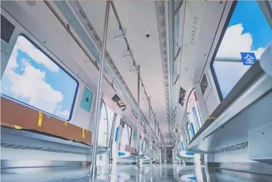 倒计时开始 长沙地铁6号线将于12月30日试运行
