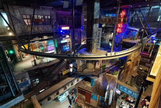 一览张家界风光·体验5G湖湘旅游