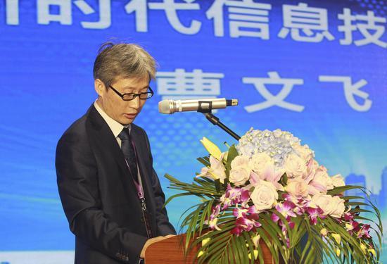 北京凯斯时代信息技术有限公司董事长曹文飞