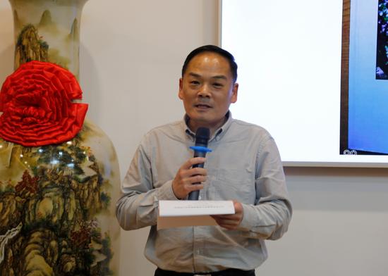 湖南省消委构造开展中医药健康养生斲丧体验活动