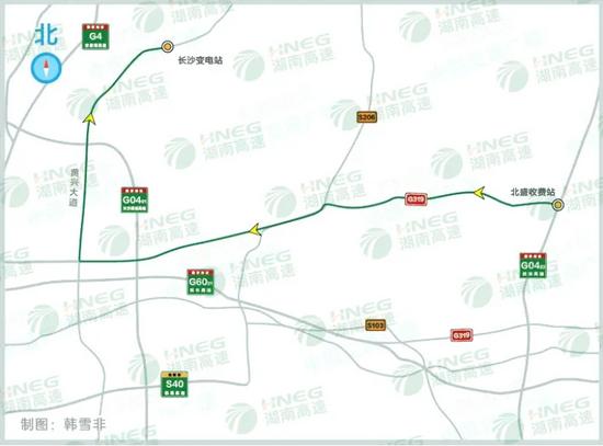 注意!9月23日起湖南境内这些高速路段需要绕行