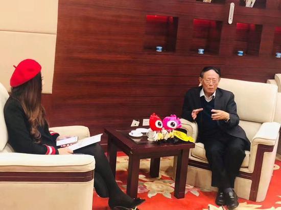 胡耀邦长子、全国政协常委、全国政协经济委员会副主任委员胡德平接受新浪湖南独家专访