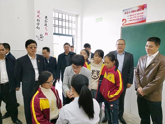 """郴州市一医北院参与""""先心病儿童救助行动"""""""