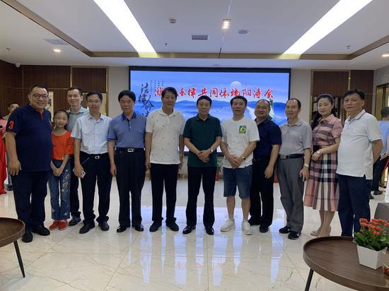诗歌与法律结缘――湖南举办首届法律人端阳诗会