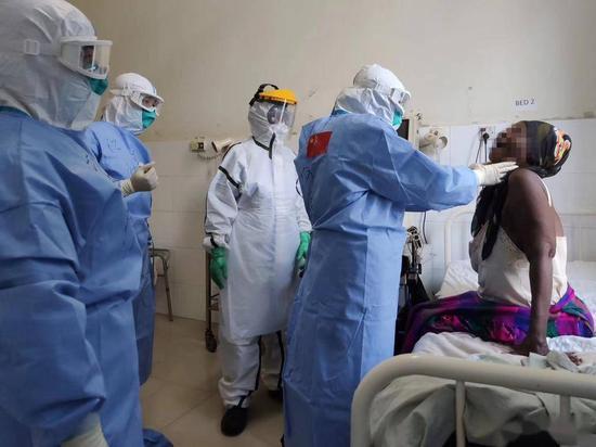 第21批中国(湖南)援塞拉利昂医疗队凯旋