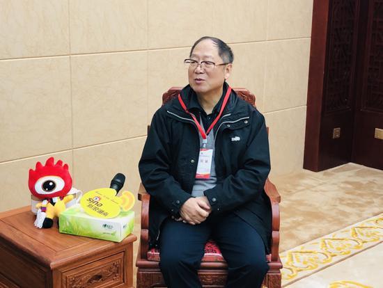 胡耀邦三子、中科院软件中心原负责人胡德华接受新浪湖南独家专访