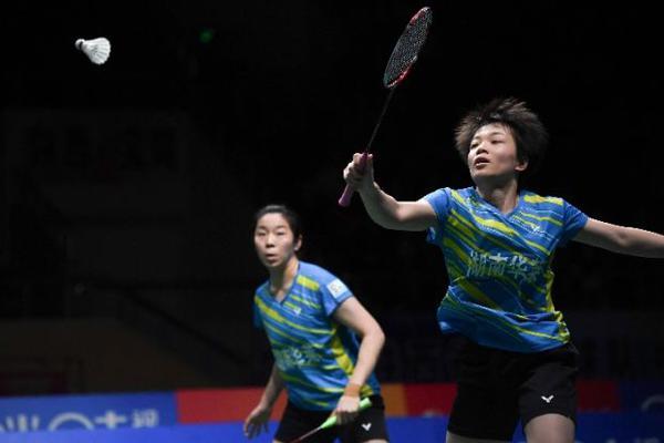 羽毛球——俱乐部超级联赛:湖南胜厦门