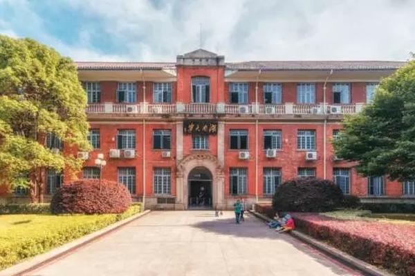 """""""中国最美大学""""之湖南大学"""
